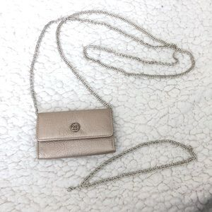 Authentic Chanel credit card / key holder